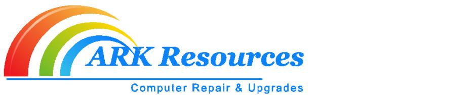 ARK Resources – Computer Repair & Upgrades